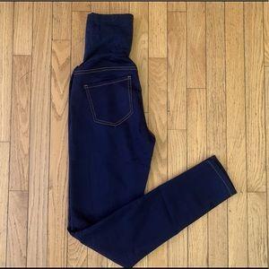 NWOT Heidi Klum Skinny Maternity Jeans